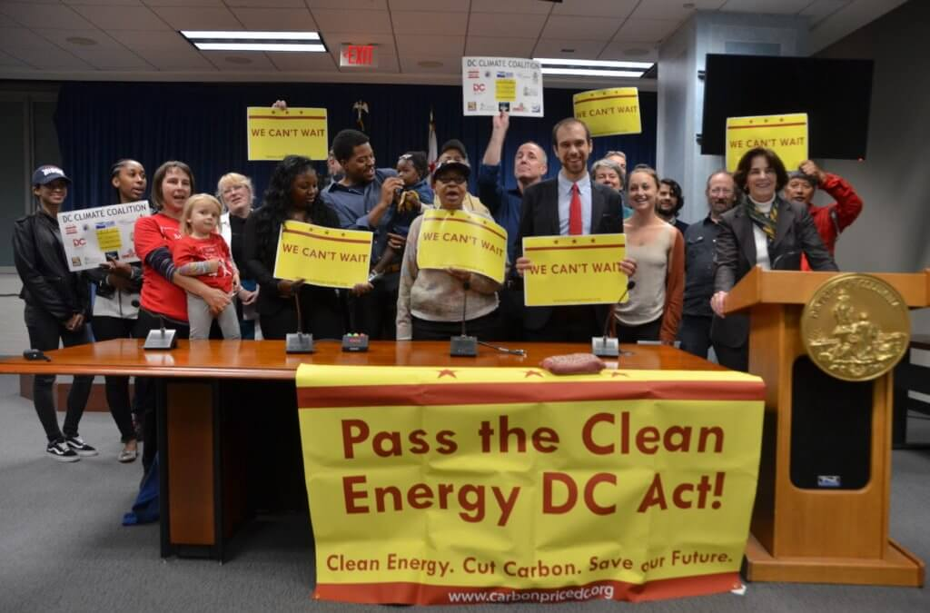 What will DC's New Clean Energy Bill actually do?