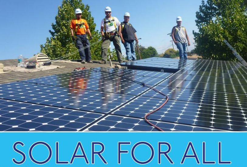 What is the DC 'Solar for All' Program?