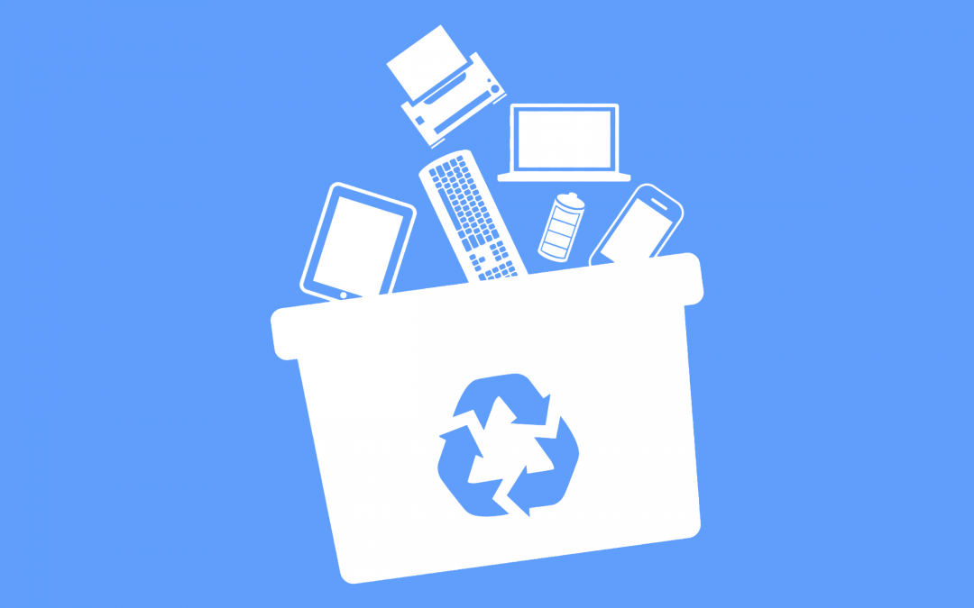 Where do I recycle electronic waste in Washington, DC?