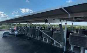 rooftop solar canopy