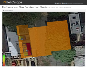 solar shading analysis with build - honeydew energy advisors dc